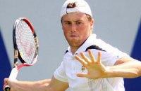 Український тенісист дістався півфіналу італійського челенджера