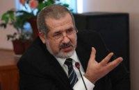 Голова Меджлісу назвав кримських депутатів безумцями