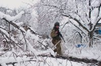 За добу на Донбасі зазнали поранень троє військовослужбовців