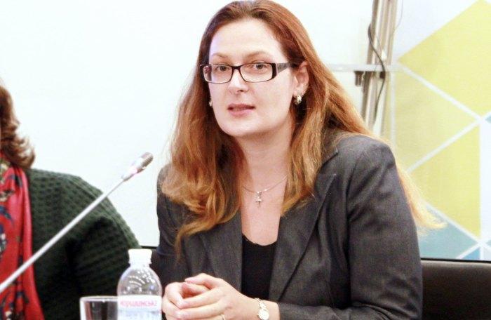 Вікторія Тимошевська, директор програмної ініціативи «Громадське здоров'я»