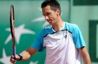 Стаховский четвертый год кряду проигрывает в первом круге US Open