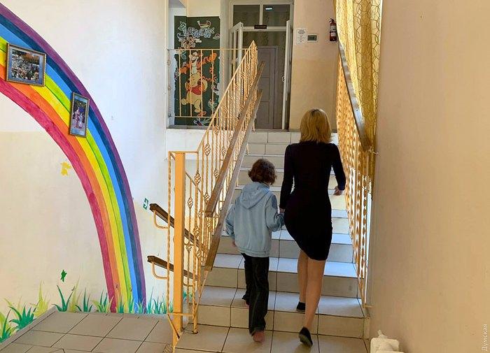 Одесский центр социально-психологической реабилитации детей «Світанок»