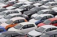 В Украину незаконно ввезли автомобилей на 25 млн грн