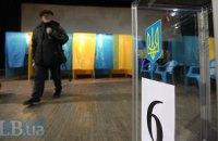 ЦИК отменила местные выборы в областях с военным положением