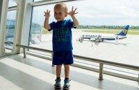 """Аэропорт """"Львов"""" обслужил миллион пассажиров на полтора месяца раньше, чем в 2018 году"""