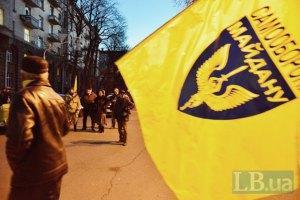 """""""Самооборона Майдана"""" может пойти на местные выборы отдельно от """"Народного фронта"""", - Левус"""
