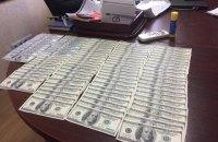 У Києві затримали адвоката, який намагався дати прокурору $30 тис. хабара