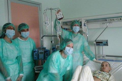 МОЗ затримує оплату лікування онкохворих дітей за кордоном