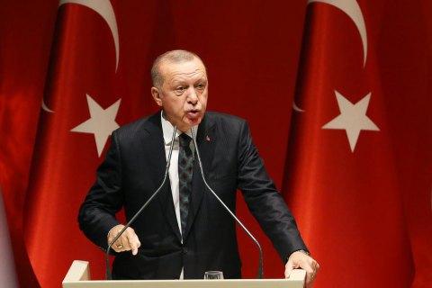 """Эрдоган в разговоре Путину заявил, что Израилю нужно """"преподать урок"""""""