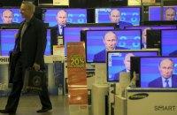 Білоруська опозиція закликала владу обмежити трансляцію російських каналів