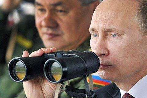 """СМИ узнали о """"нештатной ситуации"""" на военных учениях в РФ под руководством Путина"""