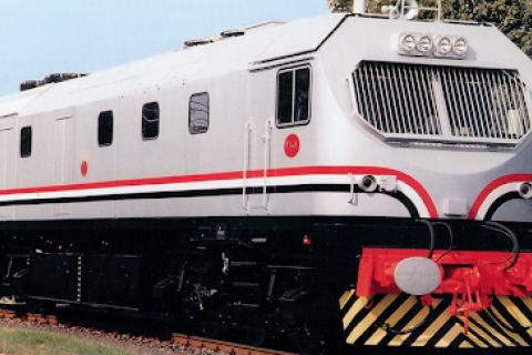 Николаевский тепловозоремонтный завод модернизирует 55 локомотивов для Египта