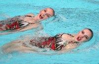 Російським синхроністкам заборонили виступати на Олімпіаді у купальниках із зображенням ведмедя
