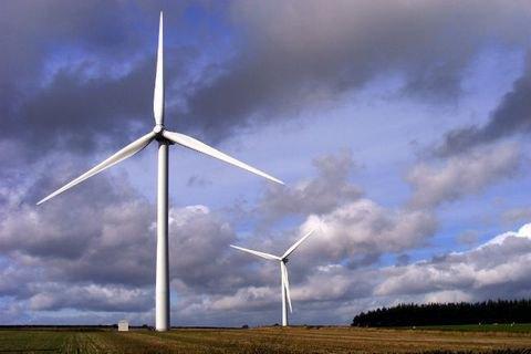 На острові Рюген запустили найбільший вітропарк у Балтійському морі