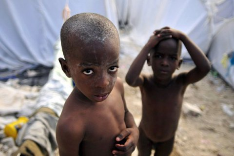 В Сомали из-за засухи умерли более 100 человек за двое суток