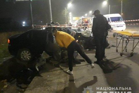 В Николаеве в ДТП погиб 25-летний патрульный
