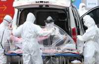 В мире 35,7 миллионов инфицированных коронавирусом