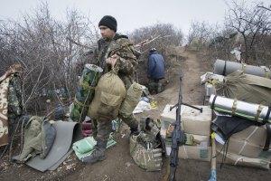 У середу втрат на Донбасі не було