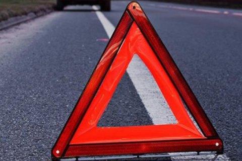 В Сумах в ДТП из-за непогоды пострадали десятеро пассажиров маршрутки
