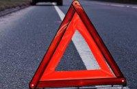 У Сумах у ДТП через негоду постраждали десятеро пасажирів маршрутки