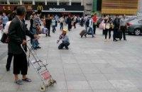 Шестеро людей отримали ножові поранення на залізничному вокзалі в Китаї