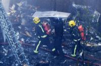 Количество погибших в результате пожара в Лондоне возросло до 17 (обновлено)
