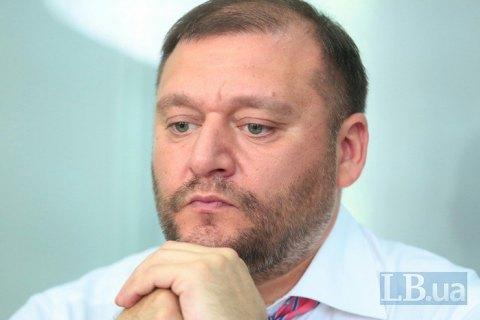 """Суд по """"земельному делу"""" Добкина перенесли из-за неявки адвокатов"""