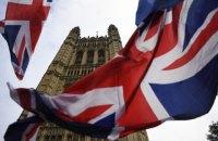 Британський парламент попередньо схвалив законопроєкт, який порушує угоду про Brexit