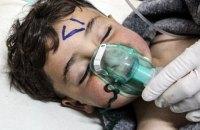 МИД Франции обнародовало отчет об использовании химоружия в Сирии 7 апреля