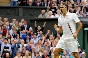 Федерер провів найдовший матч в історії олімпіад (оновлено)