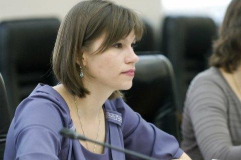 Колишній міністр Кабміну стала заступником міністра юстиції