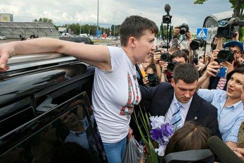 """Вернуть Савченко помог разговор в """"нормандском формате"""""""