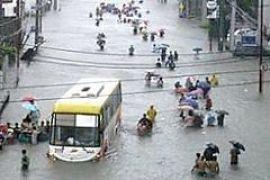 На Вьетнам обрушился тайфун «Кетсана»