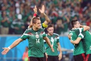 Мексика відправила Хорватію додому, Неймар розбив Камерун