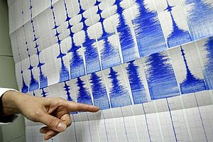 Грецию с утра трусило сильное землетрясение