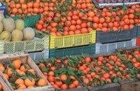 Россия сняла запрет на турецкие фрукты