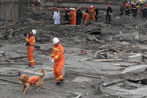 У Китаї внаслідок обвалення на електростанції загинули 67 осіб (оновлено)