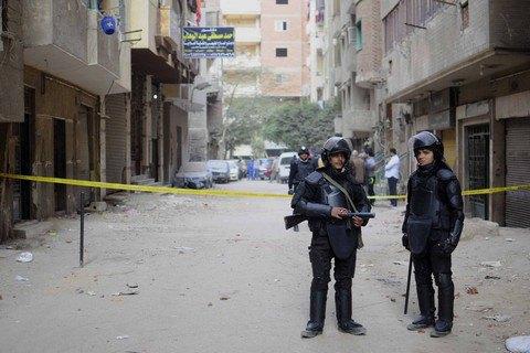 52 полицейских погибли в Египте во время рейда на боевиков