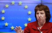 Ештон закликала негайно зупинити бойовиків і насильство в Україні