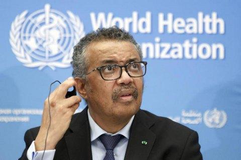 Глава ВОЗ призвал страны мира к быстрой и агрессивной реакции на коронавирус
