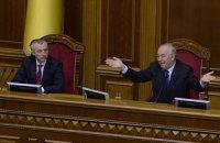 Рибак відмовився скликати позачергове засідання ВР