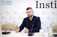 Законопроєкту про статус Донбасу не існує в природі, - Арахамія