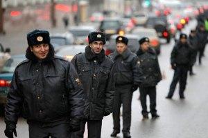 Поліція Москви заявляє про підготовку провокацій напередодні інавгурації