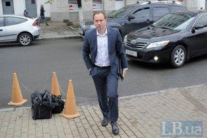 Томенко: депутаты не смогли договориться о трех комитетах