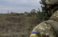 Окупанти на Донбасі 21 раз порушили режим припинення вогню