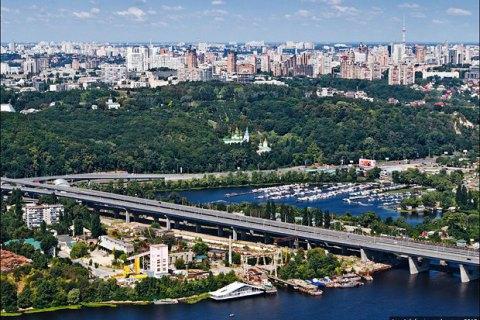У неділю в Києві вдень короткочасний дощ, до +24 градусів