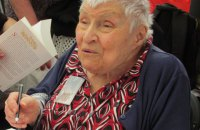У Франції померла письменниця Анн Голон, співавтор серії романів про Анжеліку