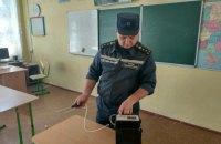 Во Львове эвакуировали в церковь более 400 учеников из-за запаха газа в школе