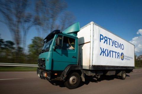 Івано-Франківська лікарня отримала від Фонду Порошенка другу партію ІФА-тестів для завершення тестування персоналу