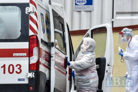 У Києві минулої доби виявили найбільшу кількість хворих на коронавірус за весь період пандемії